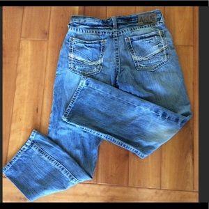 Ariat 2 pairs slim straight jeans size 32 x 30